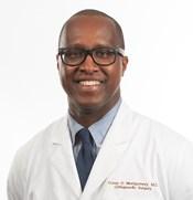 Photo of Corey O. Montgomery, MD