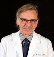 Photo of Peter A. Crooks, PhD, MSc, DSc