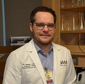 Photo of Brendan A. Frett, PhD